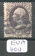 EUA Scott 151 YT 45 # - 1847-99 General Issues