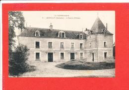 14 LENAULT Cpa L ' Ancien Chateau         2 Leboucher - Frankreich
