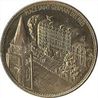 S05B115 - 2005 PARIS - Place St Germain Près / ARTHUS BERTRAND - 2005