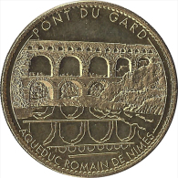 S06B119 - 2006 LE PONT DU GARD 1 - Le Reflet / ARTHUS BERTRAND - 2006