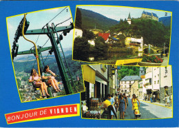 Vianden Veianen Lussemburgo-Telesiege- - Diekirch