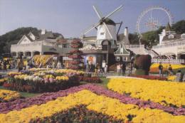 Korea - The Everland Paradise, Yongin-shi Of Gyeonggi-do - Corée Du Sud