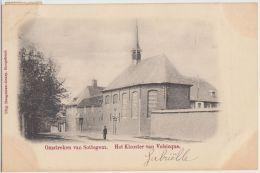 25063g  HET KLOOSTER VAN VELSICQUE -  Sottegem - 1903 - Zottegem