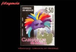 AMERICA. MÉXICO MINT. 2009 CARNAVAL DE LA CIUDAD DE VERACRUZ - Mexique