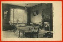 Rare CPA 95 AUVERS-Sur-OISE - Tea Room Du DIABLE-au-VERT - Auvers Sur Oise