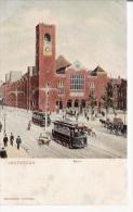 AMSTERDAM 118 BEURS (TRAMWAYS) 1905 - Amsterdam