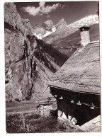 Valloire - Chalet D´alpage à Bonenuit , Les Aiguilles D´Arve - Circulé 1963 - France