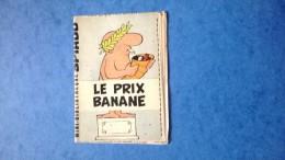 """Petit Livret Collection Mini-Bibliothèque Mini-Récit """" SPIROU """" N°123 - Le Prix Banane - Petit Livret Non Agrafé - Livres, BD, Revues"""