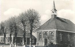 Gieterveen, Ned. Herv. Kerk   (glansfotokaart) - Niederlande