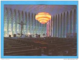 CARTE POSTALE POSTAL POSTCARD BRASIL BRAZIL BRÉSIL BRASILIA IGREJA DOM BOSCO CHURCH ÉGLISE - Brasilia