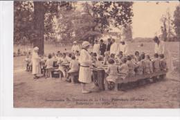 PIETREBAIS : Sanatorium Du Domaine De La Chise - Réfectoire En Pleine Air - Incourt