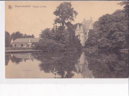 STEENOKKERZEEL : Château De Ham ( 2 Timbres) - Steenokkerzeel