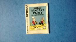 """Petit Livret Collection Mini-Bibliothèque Mini-Récit """"SPIROU"""" N°133 - Tim Et Tom Pancake Party - Petit Livret Non Agrafé - Livres, BD, Revues"""