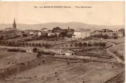 69. Le Bois D'oingt. Vue Générale - Le Bois D'Oingt