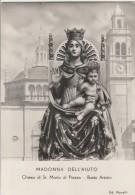 VARESE -  BUSTO ARSIZIO - CHIESADI ST MARIA DI PIAZZA - MADONNA DELL'AIUTO - Varese