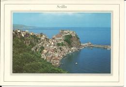 SCILLA  REGGIO CALABRIA  Panorama Sullo Stretto - Reggio Calabria