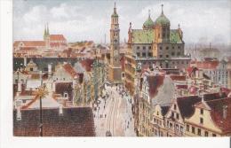 AUGSBURG 790/4 BLICK VOM MORITZTURM - Augsburg