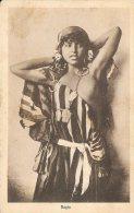 [DC4533] CARTOLINA - DONNA MULATTA - RAGIA - Non Viaggiata - Old Postcard - Femmes