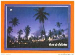 CARTE POSTALE POSTAL POSTCARD BRAZIL BRASIL IPOJUCA PORTO DE GALINHAS - Recife