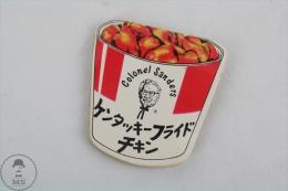 Vintage Advertising Matchbox - Colonel Sanders - Kentucky Fried Chicken - Japan Edition - Cajas De Cerillas (fósforos)