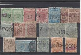 Timbre Télégraphe Et Fiscaux - Grande-Bretagne (ex-colonies & Protectorats)