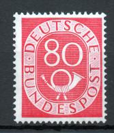 Bund 137 ** - Posthorn 1951 - Ungebraucht