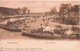AMSTERDAM 31 PRINS HENDRIKKADE 1905 - Amsterdam
