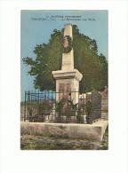 CPA 83 TOURTOUR Le Monument Aux Morts - France