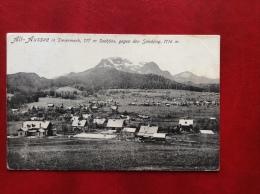 AUSTRIA - ALT-AUSSEE IN STEIRMARK - 1908 - Raabs An Der Thaya