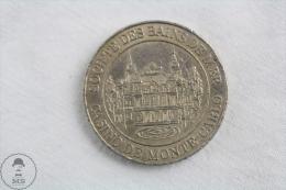 Les Casinos De Monte Carlo Jeton / Chip / Token / Gettone / Fiche - 0.20 Value - Societe Des Bains De Mer - Casino