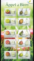 Luxemburg / Luxembourg - Postfris / MNH - Sheet Fruit 2015 NEW!!! - Ungebraucht