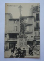 12 -SAINT-AFFRIQUE - Statue De LA LIBERTE - Nombreux Enfants - Saint Affrique