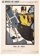 SHAH DE PERSE, REPRODUCTION - Werbepostkarten