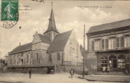 76 Les Loges. L'eglise - France