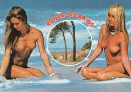 Nus A RONCE LES BAINS - Nus Adultes (< 1960)