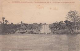 KOUROUSSA - Transbordement Des Rail C.F.K.N. Dans La Rive Gauche Du Niger - Guinée Française