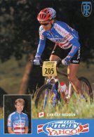 2656 CP Cyclisme  Chrissy Redden - Cyclisme