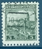 Tschechoslowakei Mi. 313 Gest. Böhmisch Krumau Cesky Krumlov - Tchécoslovaquie