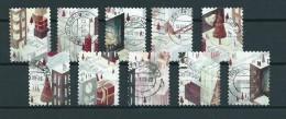 2008 Netherlands Complete Set Christmas,kerst,noël,weihnachten Used/gebruikt/oblitere - Periode 1980-... (Beatrix)