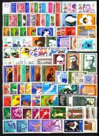 BULGARIA \ BULGARIE  - 1979 - Anne Complete - Yv.2432/2529 + PA 131/135 + BF 80/91** - Briefmarken