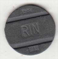 PERU - CPTSA Telephone Coin 1982, Used - Gettoni E Medaglie