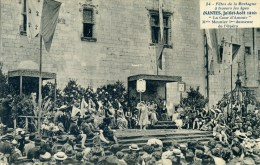 CPA-DP 44-753-NANTES-FETES DE LA BRETAGNE-JUILLET-AOUT-1910-ETAT MOYEN- - Nantes