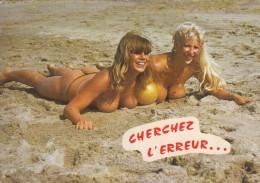 Nu : Belles Gardiennes De But - Nus Adultes (< 1960)