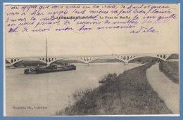 21 - LAPERRIERE -- Le Pont De Mailly - France