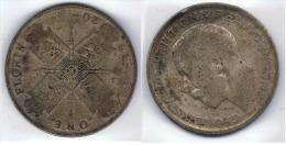 R.U. INGLATERRA JORGE V FLORIN 1920  PLATA SILVER. - 1902-1971 : Monnaies Post-Victoriennes