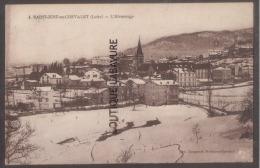 42 - SAINT JUST EN CHEVALET--L'Hivernage-- - Saint Just Saint Rambert