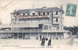 (33) Arcachon Moulleau - Grand Hôtel Du Moulleau - 2 SCANS - Arcachon