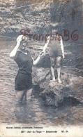 Sur La Plage - Baigneuses - 2 SCANS - Femmes