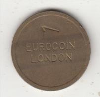 UK - Eurocoin London, Used - United Kingdom