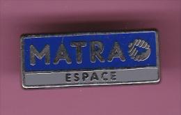 44493-Pin's.Matra Espace.fusée.telecom.. - Space